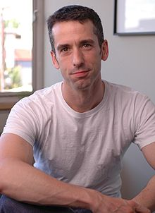Dan Savage - coined term pegging