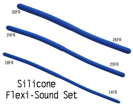 Silicone Flexi-Sound Set