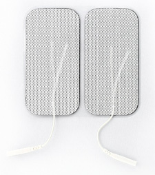 X-Large TENS Pads - Pair - 2 X 4