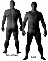 Zentai Suit Male Full Mummy Bondage