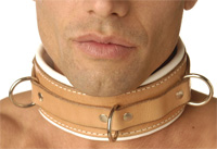 Institutional Padded Collar by Strict Leather