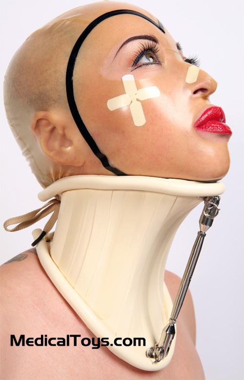 Bdsm neck corsets