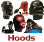 Hoods: Rubber, Leather and Inflatable...