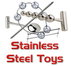 Stainless Steel Insertables, Breast and CBT Crushers