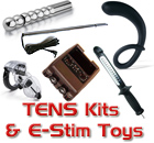 Tens Units Accessories and e-stim toys