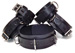 Specials Offer Black Leather Restraint Set