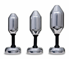 Aluminum Butt Plugs