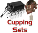 Vacuum and Fire Cup Sets