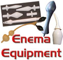 Enemas, Balloon Catheters, Tips, Hoses, Bags and Accessories