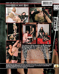 Domina Files Vol. 12 back DVD