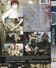 Domina Files Vol 30 back DVD