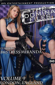 Domina Files #9 Mistress Miranda