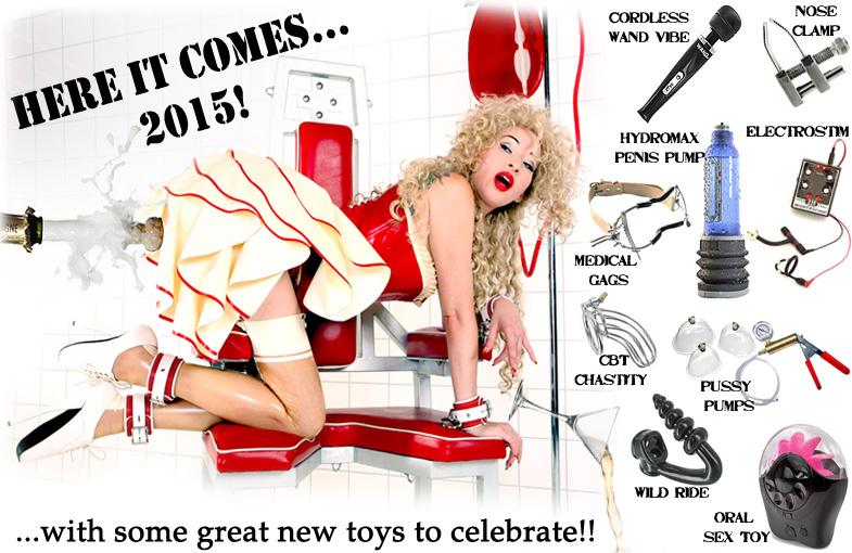 Bondage medical fetish toys picture