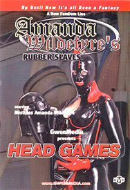Amanda Wildefyre's Head Games DVD