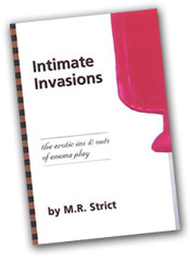 Intimate Invasions Enema Book