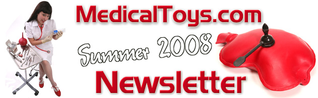 MedicalToys Newlsetter Summer 2008
