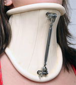 Adjustable Latex Neck Corset