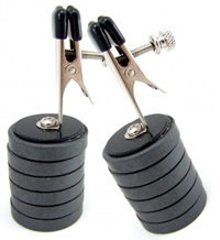 Nipple CBT Magnetic Clamps