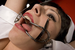 Topic congratulate, bdsm cum mouth gag you