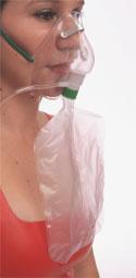 Oxygen Mask w/Bag