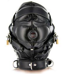 Ultimate Sensory Deprivation Hood - Black