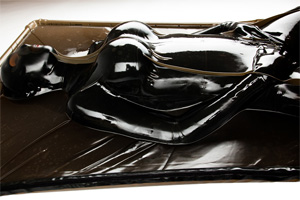 Vacuum Bed Close Up