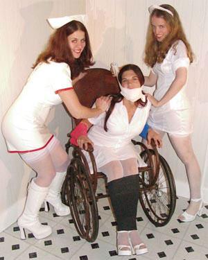 Vet Wrap Nurses