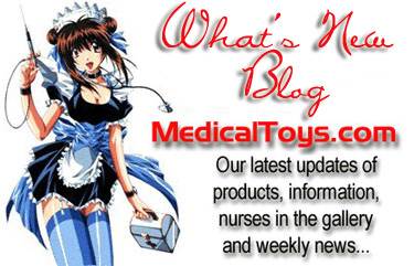 What's New Blog at MedicalToys.com