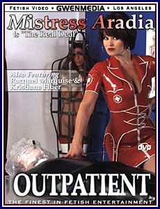 Outpatient Gwen Media DVD ARADIA