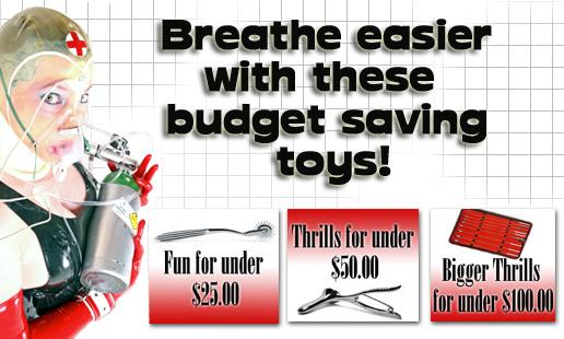 Bondage medical fetish toys picture 897